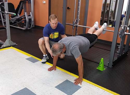 Personal trainers in Ann Arbor
